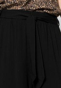 edc by Esprit - PANTS WOVEN - Trousers - black - 4