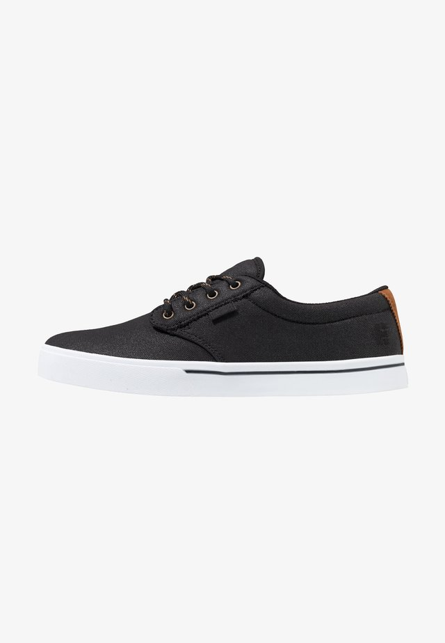 JAMESON ECO - Scarpe skate - black/gold