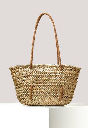 FLECHTKORB 14202580 - Shopping Bag - brown