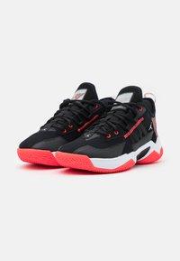 Jordan - ONE TAKE II - Chaussures de basket - black/bright crimson/white - 1
