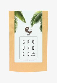 Grounded - BODY SCRUB 100G - Body scrub - coconut - 0