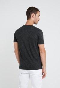 Polo Ralph Lauren - T-shirt - bas - black marl heather - 2
