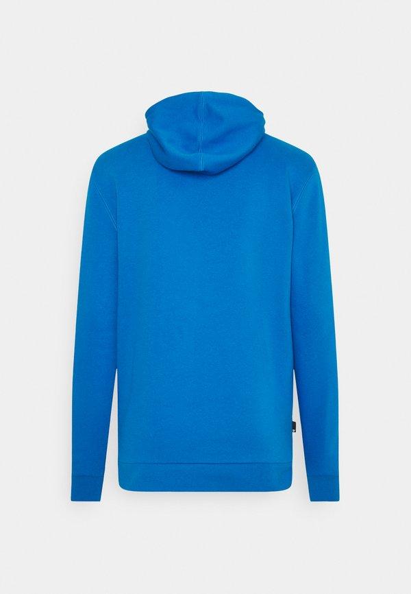 11 DEGREES CORE HOODIE - Bluza z kapturem - skydiver blue/niebieski Odzież Męska TTZL
