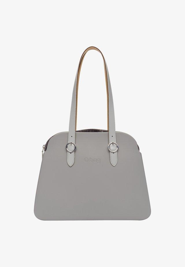 Handbag - grigio chiaro
