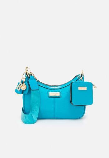 SET - Across body bag - blue