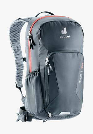 Hiking rucksack - schwarz