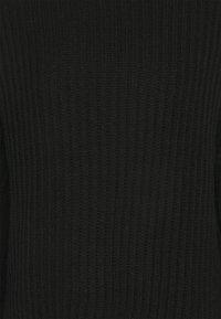 Marc O'Polo DENIM - LONG SLEEVE - Jumper - black - 2