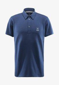 Haglöfs - MIRTH POLO - Polo shirt - tarn blue - 0