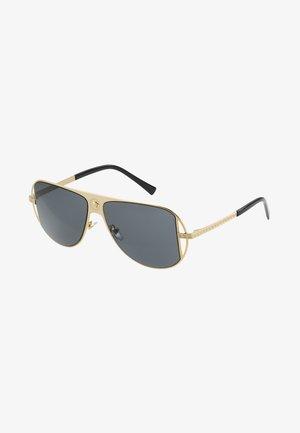Sluneční brýle - gold coloured