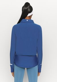 Sweaty Betty - FAST TRACK RUNNING - Sports jacket - blue quartz - 4