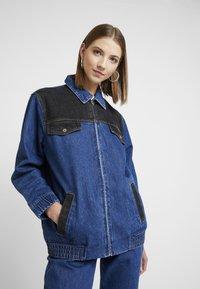 Abrand Jeans - A TINA JACKET - Denim jacket - debby - 0