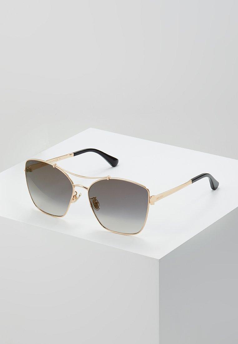Jimmy Choo - KIMI - Sunglasses - gold-coloured/black