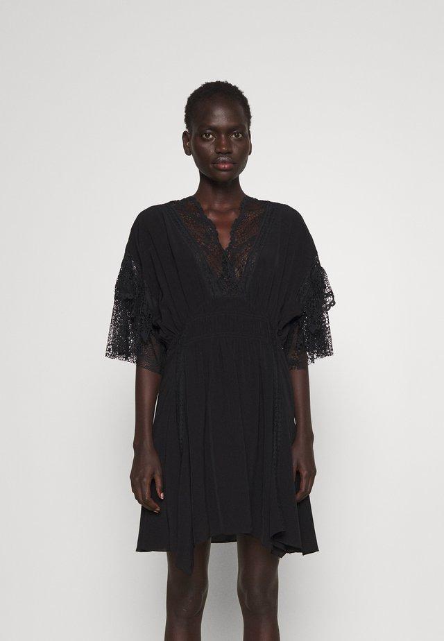 DERULO - Koktejlové šaty/ šaty na párty - black