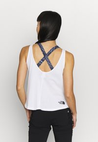 The North Face - SIMPLE DOME TANK - Topper - white - 2