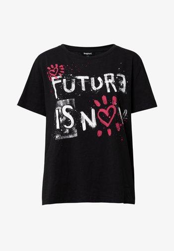 T-shirt imprimé