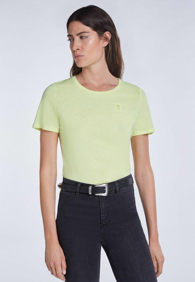 T-shirt basique - fluo