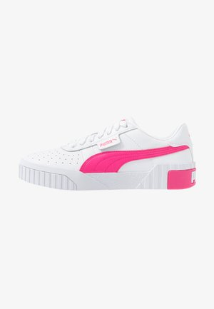 CALI - Sneakers - white/glowing pink
