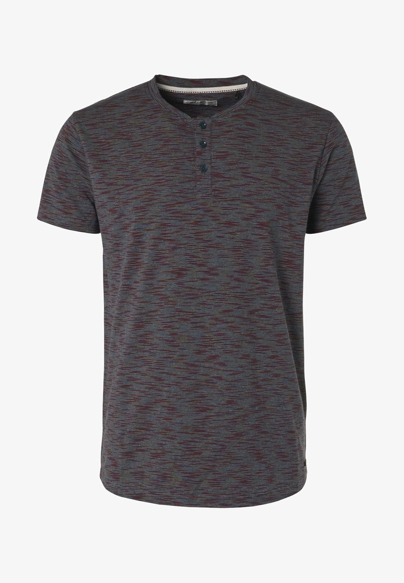 No Excess - Print T-shirt - blue