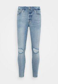 Good American - LEGS CROP - Jeans Skinny Fit - blue - 3