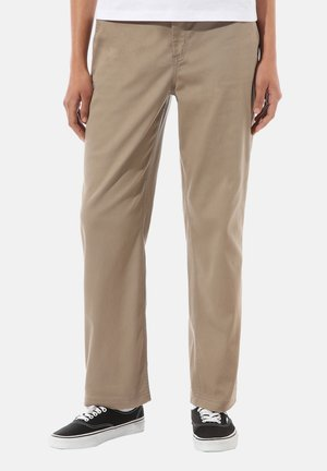 WM AUTHENTIC CHINO WMN - Chinos - military khaki
