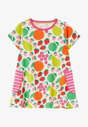 Print T-shirt - bunt, tutti frutti