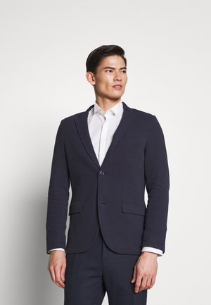 LANGARM - Blazer jacket - moon rock