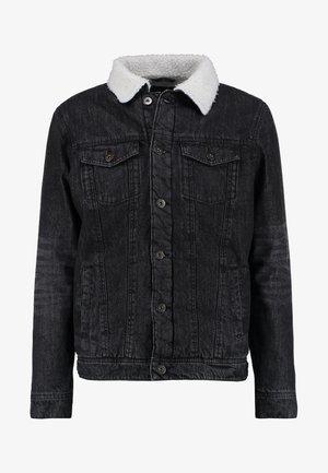 Denim jacket - black washed