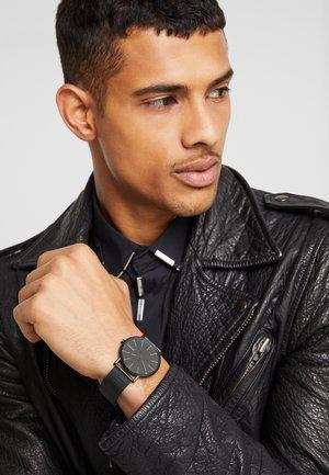 SIGNATUR - Horloge - black