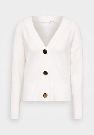 CARDIGAN MEET - Cardigan - off white