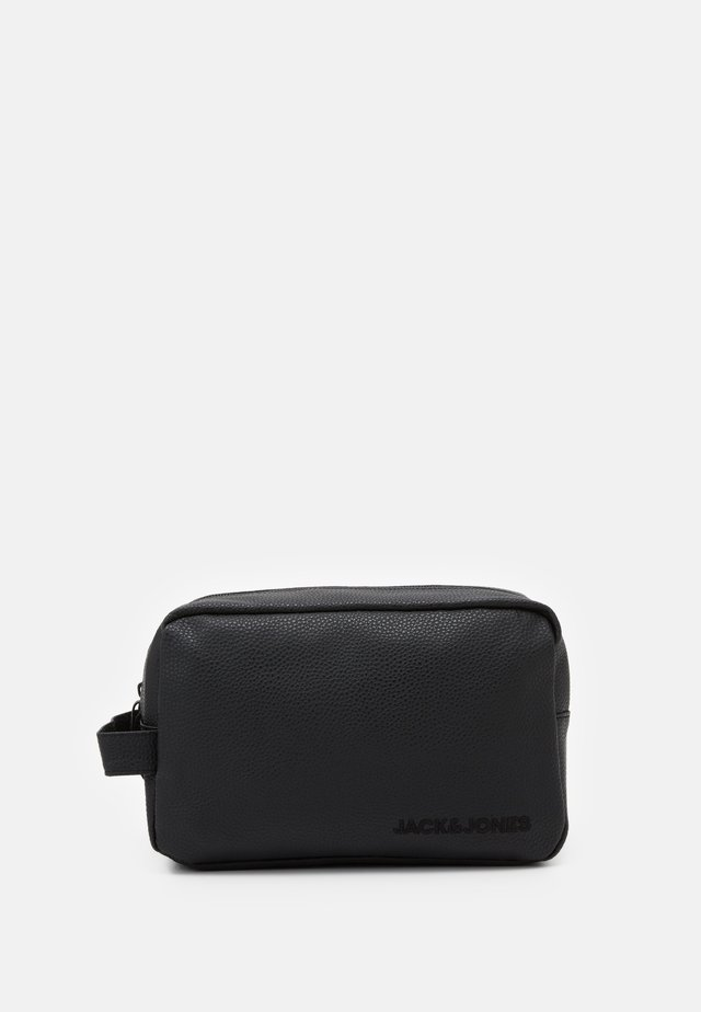 JACJAY TOILETRY BAG - Necessär - black