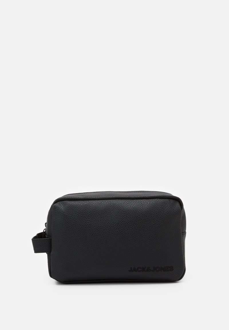 Jack & Jones - JACJAY TOILETRY BAG - Trousse de toilette - black