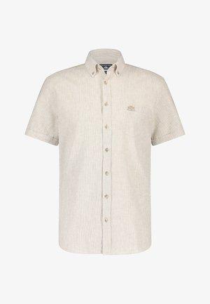 Overhemd - sand white