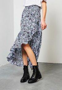 Petrol Industries - Maxi skirt - pastel lilac - 2