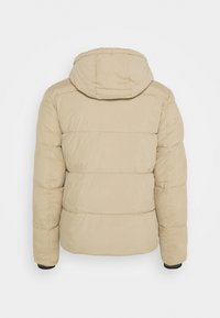 Jack & Jones - JJSURE PUFFER JACKET - Winterjas - crockery - 1