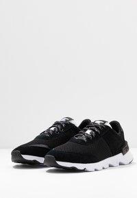 Sorel - KINETIC LITE LACE - Sneakers laag - black - 4