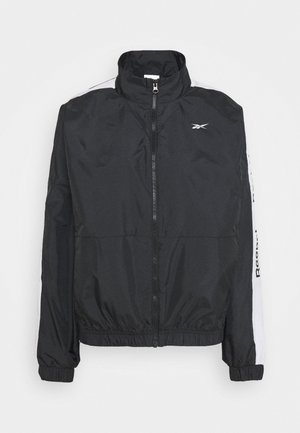 LINEAR LOGO JACKET - Trainingsjacke - black