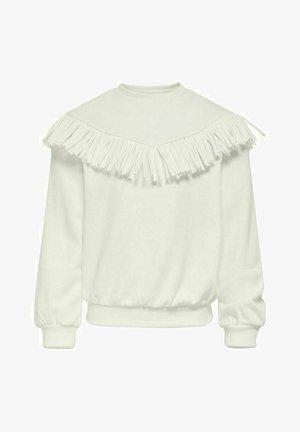 FRANSEN - Sweatshirt - off-white
