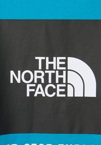 The North Face - T-shirt med print - meridian blue - 2
