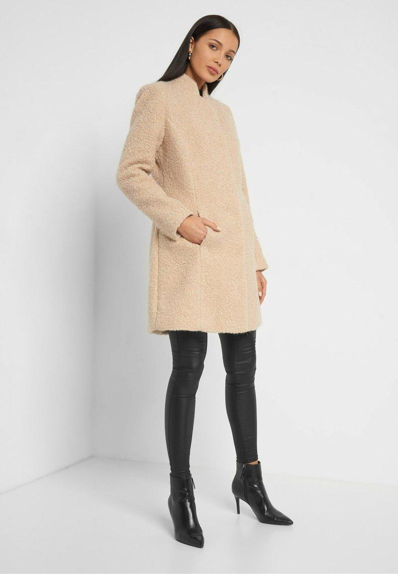 ORSAY - Classic coat - desert beige