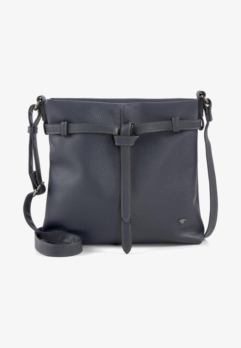 TOM TAILOR - LINA - Across body bag - dark blue