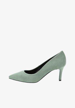 MARSELLA - Escarpins - green