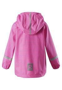 Reima - VESI  - Waterproof jacket - pink - 1