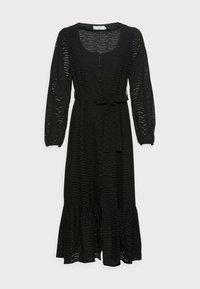 Cream - LOTTA DRESS - Day dress - pitch black - 3