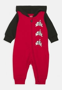 Jordan - JUMPMAN CLASSICS COVERALL UNISEX - Baby gifts - gym red - 0