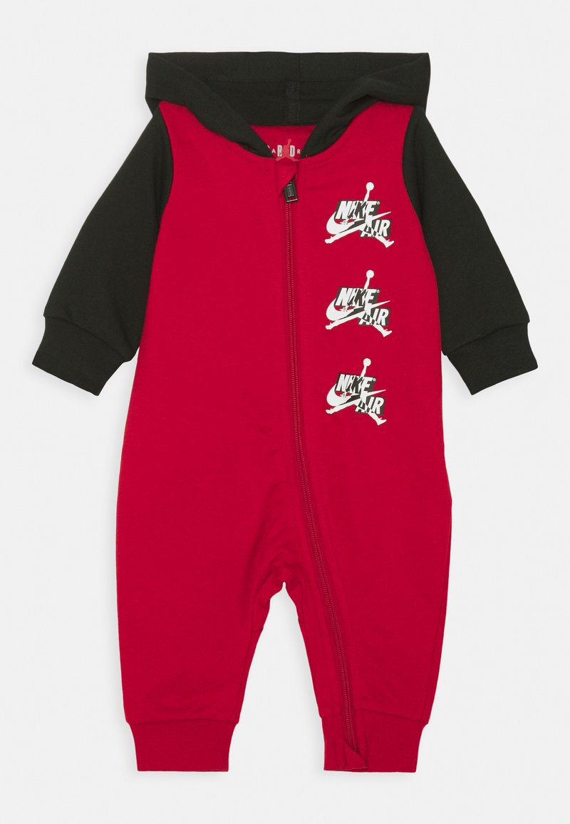 Jordan - JUMPMAN CLASSICS COVERALL UNISEX - Baby gifts - gym red