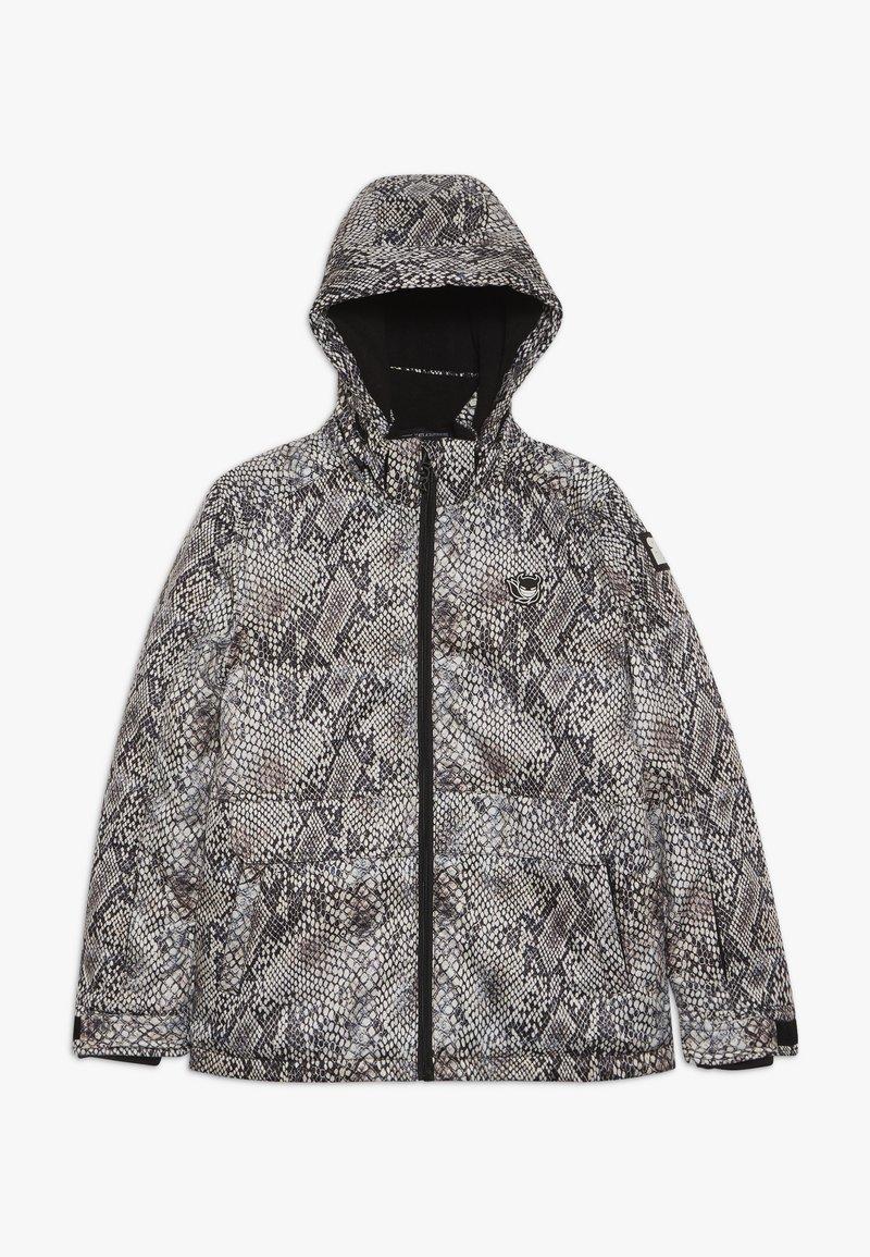 SuperRebel - SKI TECHNICAL JACKET ALL OVER - Snowboard jacket - beige