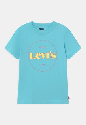GRAPHIC  - Print T-shirt - blue topaz