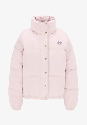 Winter jacket - powder pink