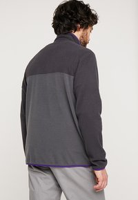 Patagonia - MICRO SNAP - Fleece jumper - forge grey - 2