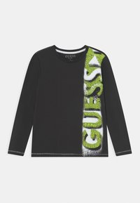 Guess - JUNIOR - Langarmshirt - real wild grey - 0